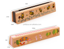 FQ brand Hot sell children's education professional malaysia toy promotional wooden musical instruments
