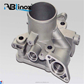 China supplier shell mold casting part custom engine block casting