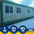 Ark commercial field Containers