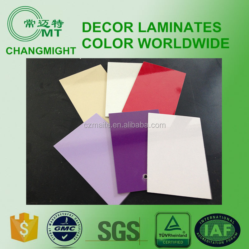 Chemical Laminated Material Compact/Hpl high pressure laminate