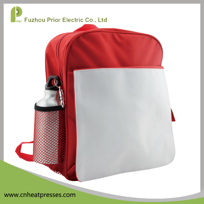 Prior Blank Sublimation Backpack Kids School Bag For Heat Press