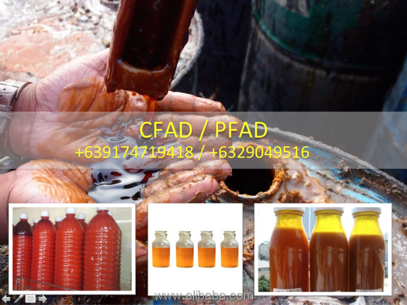 PFAD CFAD Palm Fatty Acid Distillate