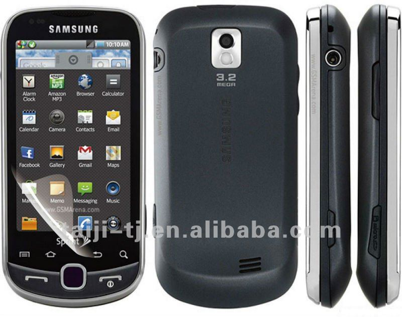 Diamond / Clear Screen protector for Samsung-Intercept-3,Easy install,no bubble,Ultra Clear and Anti Fingerprint