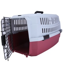 china Supplier High Quality Plastic Pet Carrier Travel Dog Carrier for Sale