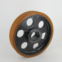 CPUGL abrasion resistant high quality industrial equipment polyurethane drive wheel