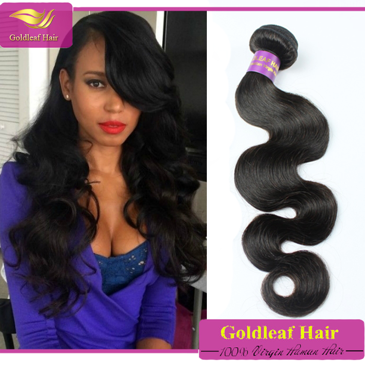 wholesale price virgin full cuticle 100 unprocessed best selling brazilian human hair weave