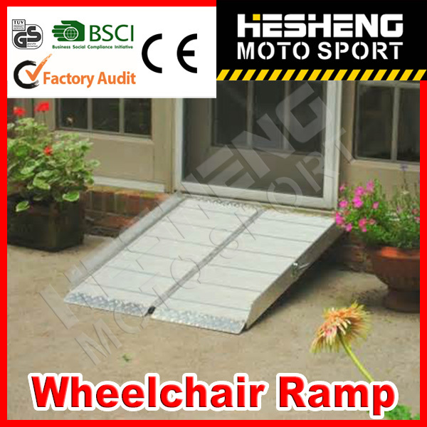 HESHENG 2014 HOT SELL Wheel chair Ramp with CE approved