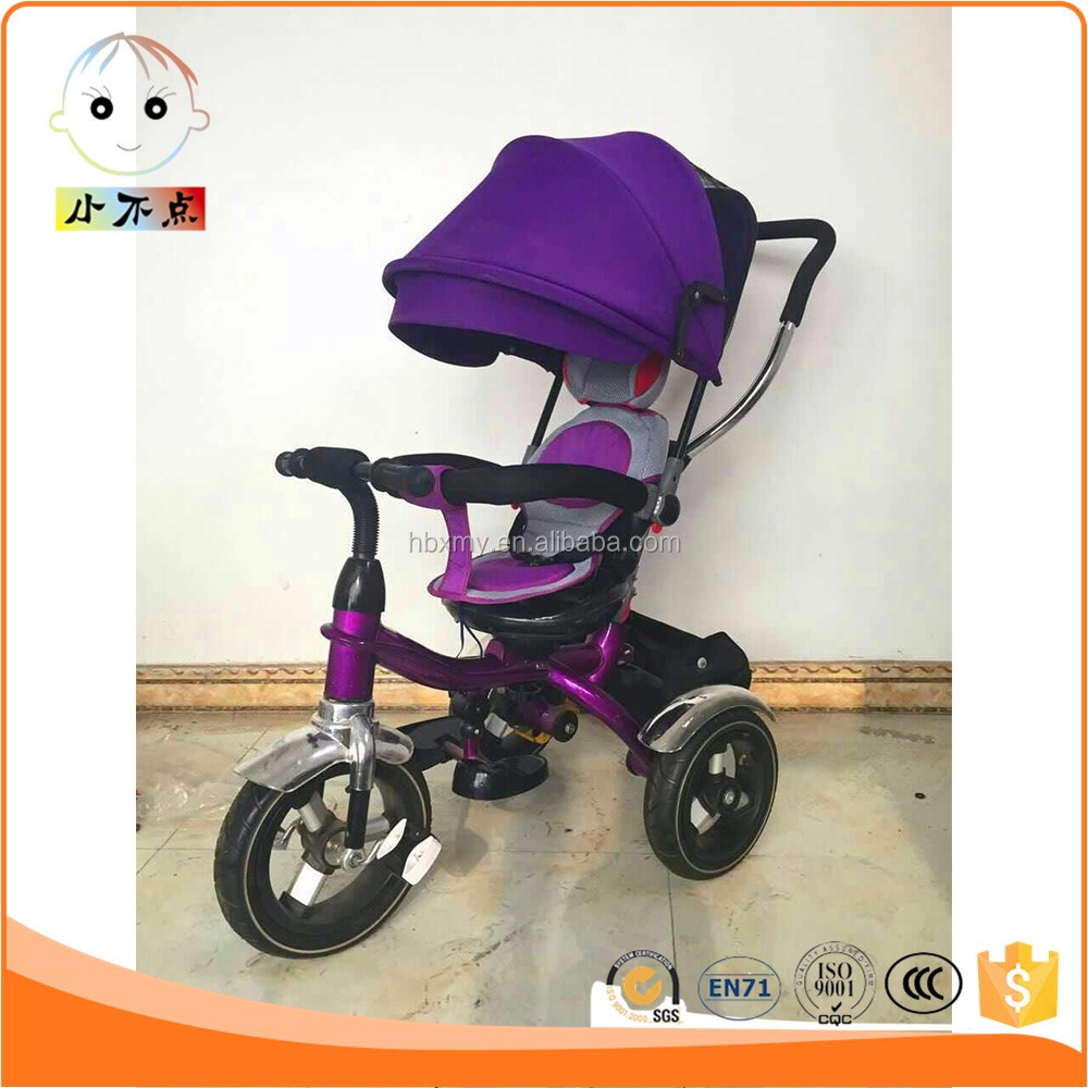 Hot sales baby tricycle pushchair and bicycle baby stroller bicycle