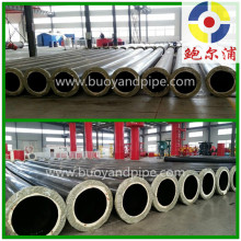 Portable water UHMWPE dredging pipeline