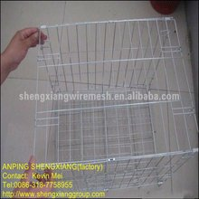 galvanized or pvc coated welded Pet Cage (factory)