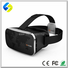 Convenient 2017 vr box 2.0 with remote vr box virtual reality 3d