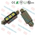 High quality c5w car led bulb 36mm led auto lamp festoon led license plate lamp 39mm