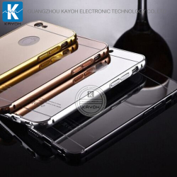 [kayoh] reliable phone cover phone case for iphone 6 pc +aluminium case