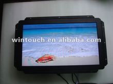 LCD display with remote control RCA