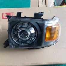 For Car Accessories Longding Factory HID head lamp for TOYOTA LAND CRUISER Pick-up Fit 2008-up Modified upgrade