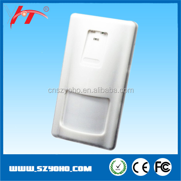 YH-802C Dual Tech PIR Motion Detector DC9-16V with factory price