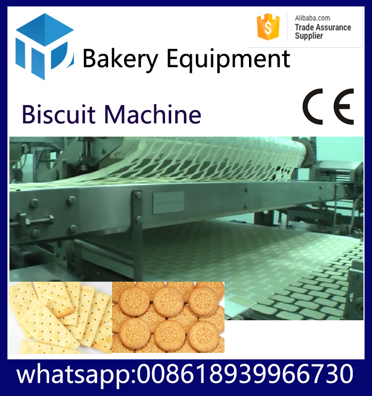 HYDGJ-400 Shanghai Bakery Equipment The Best Seller Small Biscuit Making Machine
