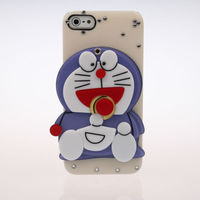 2013 New Design animal shaped 3d phone case