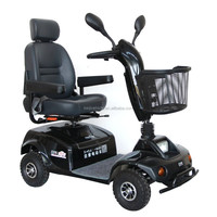 high quality pedal electric passengers three wheel scooter price made in China