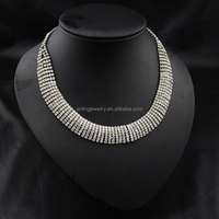 China most popular designs artificial american diamond jewellery