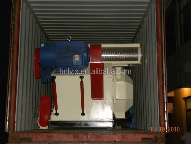farm poultry equipment animal feed pellet machine with best service