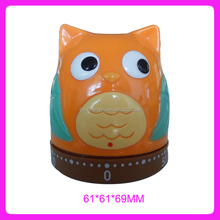 Cute Funny Kitchen Tools Animal Shape Mechanical Countdown Timer