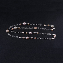Unique China Beaded Freshwater Pearl Necklace in Bulk