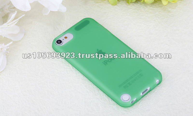 IMPRUE green tpu cover case for Ipod touch 5