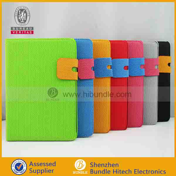 Mobile phone accessories ball pattern case suitable for ipad mini