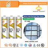 m072710 neutral non-toxic glass gp silicone sealant for wood N31