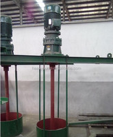 vertical submersible molten lead pump