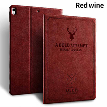 Wild Buck For Ipad air 2 Stand Leather Case Customize Printing Tablet Case Cover For ipad Kids Case