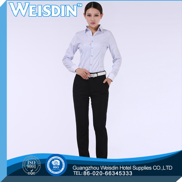 Product Promotion best selling Oxford fabric novelty dress shirts women formal shirts designs