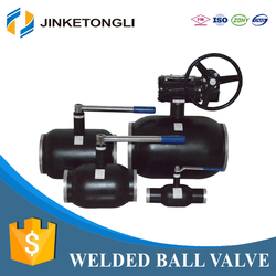 China Supplier Long Stem Ball Valve