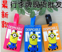2015 most pu rubber cheap luggage tag