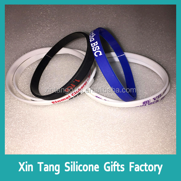 2016 Wholesale special rubber bracelets ,all kinds of styles for the bands,factory price to public