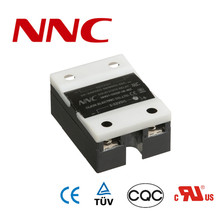 Hot selling NNC Clion solid state relay Single-phase ssr relay new type HHG1-1/032F-22,38 25A,40A,80A ,CE UL Approval