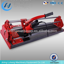 Durable manual tile cutter with Double slide bar,tile cutter tool