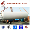 5000Liters china made vertical steel liquid nitrogen tank