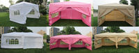 3x6m aluminum frame pop up tent canopy/marquee party wedding tent