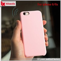 Biaoxin fashion style silicone mobile phone cover for iphone 7