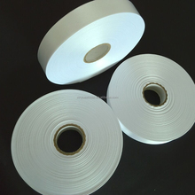 Double side satin ribbon for label use,Blank Roll of Double Sided Satin Ribbon