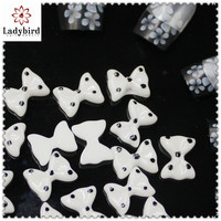 Mix Color 3d bows for nails art decoration