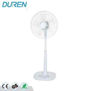 New design adjustable height standing fan home use electrical fan