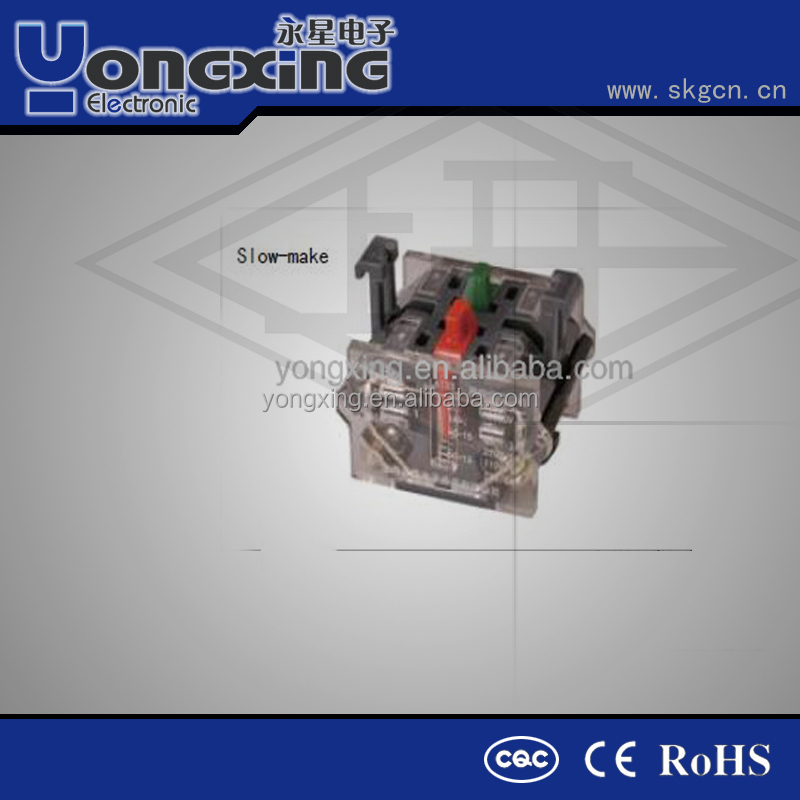 LA133 diameter 25mm auxiliary contact block