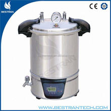 BT-18B Hospital/Lab sterilizer equipment, 18L steam medical autoclave sterilizer with LED display