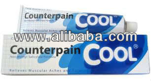 Special price Counterpain Cool, pain relief cream