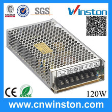 Q-120W Quad output switching power supply