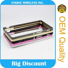 china alibaba for iphone 5 aluminum metal bumper case with screw ,china wholesale