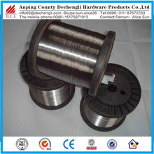Thin/fine small diameter stainless steel wire